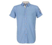 Hemd Connor blau