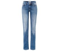 Jeans »Rose« blau