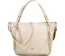 Handtasche 'Boliva' beige
