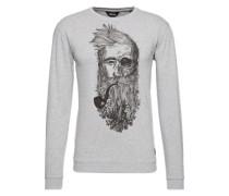 'Jebi' Sweatshirt grau