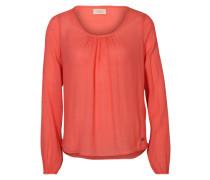 Bluse 'Fussy' orange