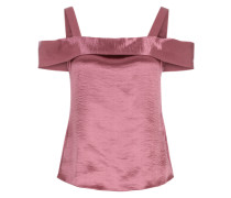 Cut-out Top pfirsich / rosé
