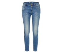 Jeans 'relaxed Tapered Denim' blue denim