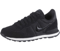Sneaker Internationalist schwarz