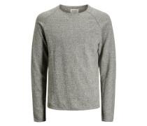 Pullover mit Waffel-Webung
