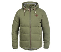 Winterjacke 'Dry Jacket' grün