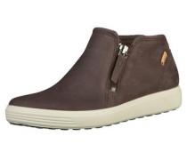 Sneaker kastanienbraun / naturweiß