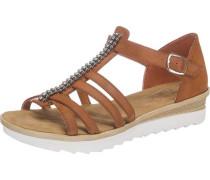 Sandaletten karamell