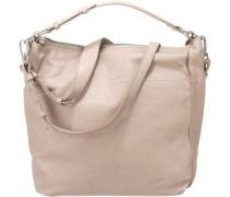 Handtasche 'Fifty' beige