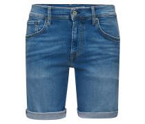Shorts 'Cane' blue denim