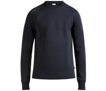 Sweatshirt Lemar Neoprene Bonded navy