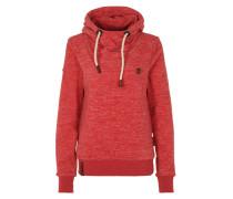 Sweatshirt 'Kanisterkopf' rot