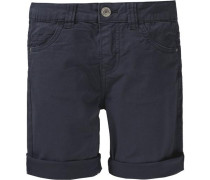 Chinoshorts für Jungen blau / navy / dunkelblau