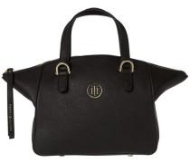 Handtasche 'TH Core Small Duffle' gold / schwarz
