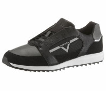 Sneaker 'S-Fleett' grau / schwarz