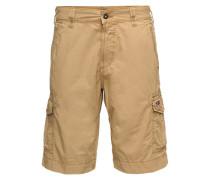 Shorts im Cargo-Stil 'Portes A' beige