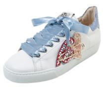 Sneaker mit Swarovski-Kristallen