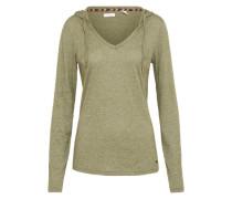 Shirt 'LW Marly Long Sleeve Top' oliv