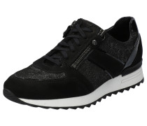 Sneaker 'Toscana' schwarz