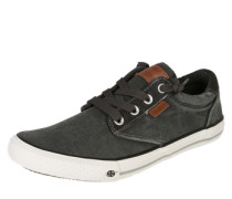 Slip-On Schuhe grau