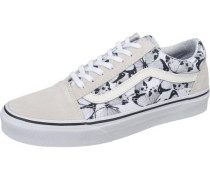 Sneakers Old Skool weiß