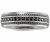 Silberring »Ring Tr2004-051-11-60 64 66« silber