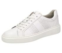 Sneaker 'Saskario' weiß