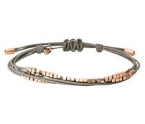 Armband rosegold / greige
