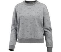Senida Sweatshirt Damen grau