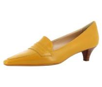 Damen Pumps gelb