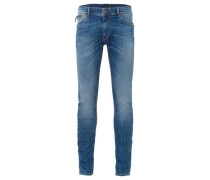 Jeans 'Eddie' blue denim