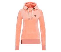 Sweatshirt 'Schmierlappen' pink