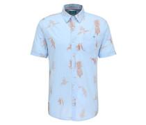 Shirt Randall blau