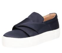 Sneaker 'Slip-On Casual' mit Pleateau