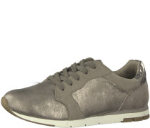 Sneaker bronze / taupe