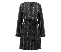 Blusenkleid 'Alabama Dress' schwarz