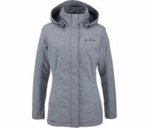 Winterjacke 'limford Jacket' blaumeliert