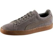 'Suede Classic Natural Warmth' Sneaker Herren taupe