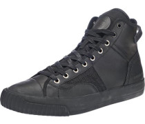 Campus Scott Raw High Sneakers schwarz