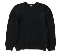 Pullover für Mädchen dunkelgrau