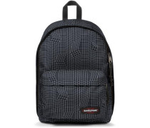 Authentic Collection X Out of Office Rucksack 44 cm Laptopfach schwarz / weiß