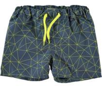 Nitibs Shorts blau