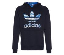 Kapuzensweatshirt 'ess OTH Hoddy' blau