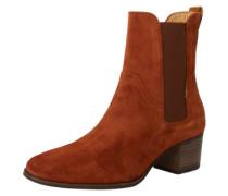 Chelsea Boots 'Sandra' braun