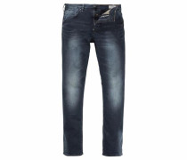 Slim-fit-Jeans 'Twister' dunkelblau