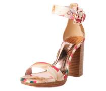Sandale mit Blockabsatz 'Lorno' mischfarben
