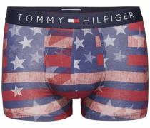 Tageswäsche (Unterteil) 'trunk american flag' navy / hellrot