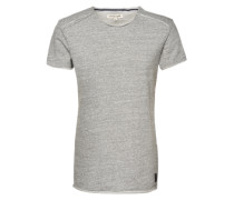 Kurzärmliges Sweatshirt 'Nilo' grau