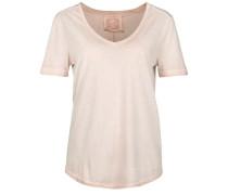 T-Shirt Vneck beige