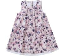 Kinder Kleid 'nitvalaia' blau / pink / rosa / weiß